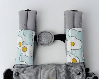 Baby Carrier Drool Pads