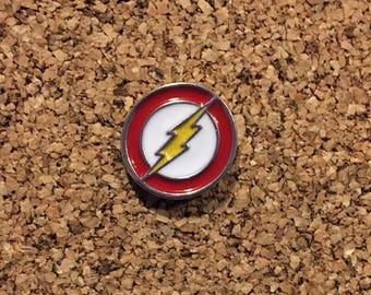 DC The Flash Enamel Pin