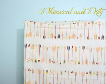 Arrow - Crib Sheet OR Changing Pad Cover