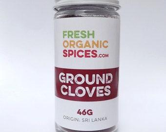 Organic Ground Cloves