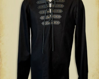 Hercule medieval shirt clothing for men LARP costume and cosplay