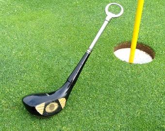Walter Hagen 5 wood golf club bottle opener