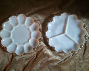 Set of Anchor Hocking Serving Dishes...Free Shipping!
