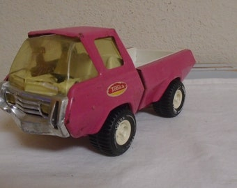 Vintage Tonka Pink Pick Up Truck!! Excellent Condition