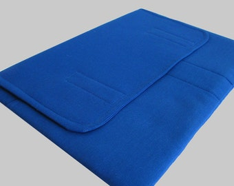 Microsoft Surface Case, Surface Book Case, Surface Sleeve, Surface Cover, Surface Pro 2 3 4 RT Case Solid Blue
