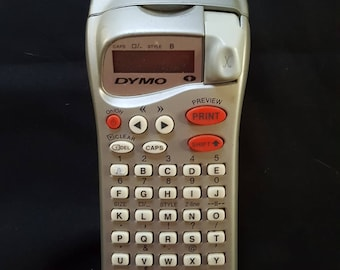 Dymo Letratag Tag Label Maker