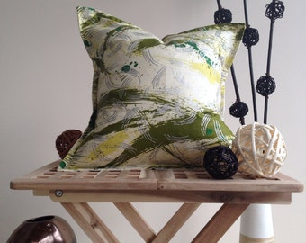 """16"""" African Pillow Cover, decorative pillow, throw pillow, african homeware, scatter pillow, scatter cushion, couch pillow, floor cushion"""