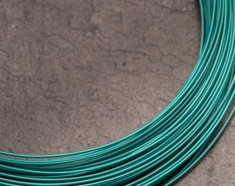 wire thread coloured wire jewellery making jewelry design bright