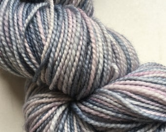 """Seren gold in """"Blues and pinks"""" colourway"""