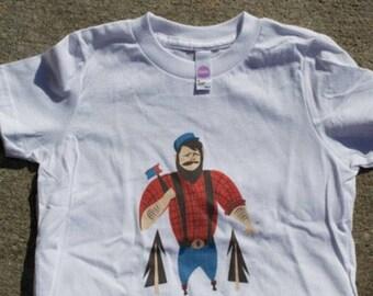 2 Custom Lumberjack Shirts