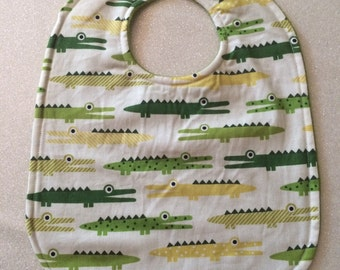 Alligator Bib