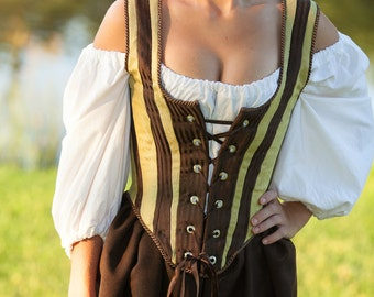 The Annalise Bodice (Made to Order)