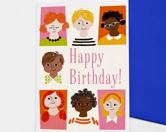 Brady Birthday card