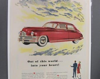 Pack #109   Packard    November 1947