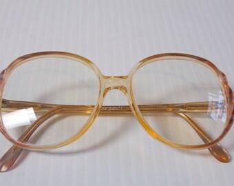 Vintage Rive Gauche Womens Prescription Eyeglass Frame