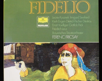 Ludwig van Beethoven Ferenc Fricsay Bayerisches Staatsorchester Fidelio 2726 088