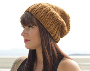 Bulky Slouch Hat