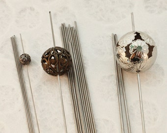 Mandrels for Torch Fired Enamel 16 Pieces M1