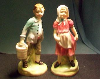 Royal Doulton Jack And Jill