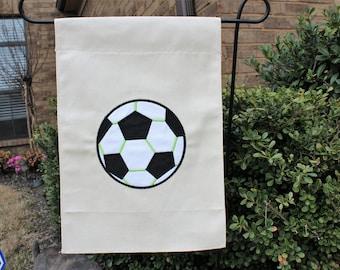 Garden Flags Soccer or LOVE Baseball **Shipping Included**
