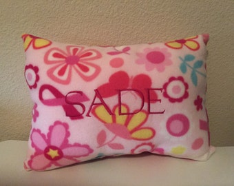 Personalized Embroidery Pillow