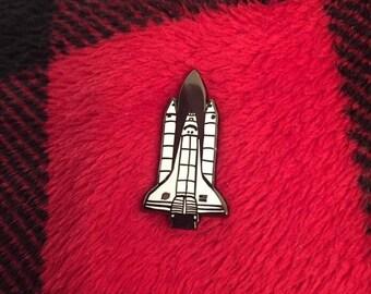 Space Shuttle | Rocket Enamel Pin