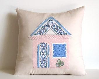 Pillow Cover Cottage Decor