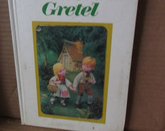 Hansel and gretel a puppet storybook