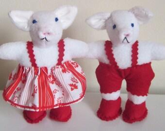 Fleece Pig Toy White Piglet Toys White Ornamental Toy White Toy Piglet Decor Item Nursery Mobile Toy White Decoration Ornamental Fleece Toys
