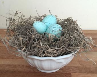 Birds Nest Home Decor