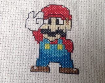 Customizable Mario