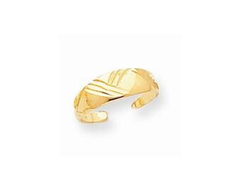 Fancy Toe Ring (D1970)