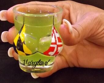 Maryland Bikini Shot Glass