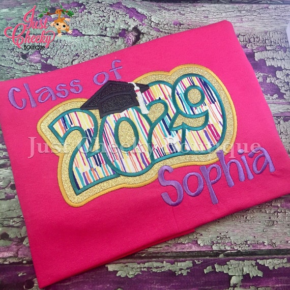 Kids Back to School Embroidered Shirt - First Day of School Shirt- Grow With Me - Watch Me Grow - Kids Graduation Shirt - Grow With Me Shirt