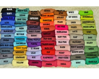 RTS SALE 10 Stretchy Soft Newborn Knit Wraps, 9.00 each  80 colors to choose from,  photography newborn prop wrap, 9 dollars each