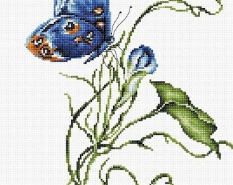 Emotion SB2242 - Cross Stitch Kit by Luca-s