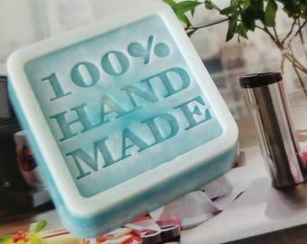 Soy wax tarts, melts 100percent handmade 1.45oz Rosemary scents