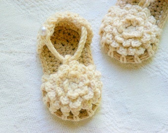 Crochet Pattern - Instant PDF Download -Simply Summer Sandals - Pattern number 101 L
