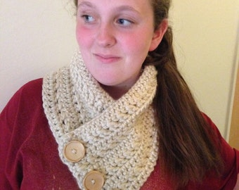 Fishermans cowl/scarf pattern