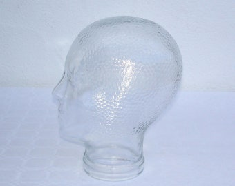 Life-size 70s head for headphones/hat/cap/wig