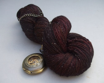 Sparkle Sock Wool. The Copper Beeches