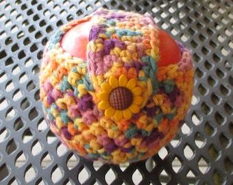 Fruit, Apple Cozy, Crochet