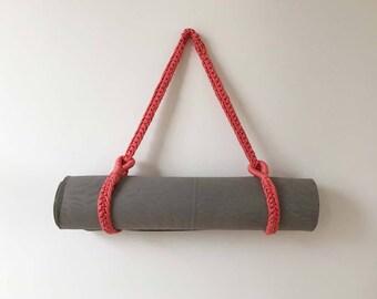 Macrame Yoga Mat Strap