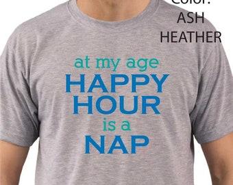 Happy Hour Nap T-Shirt