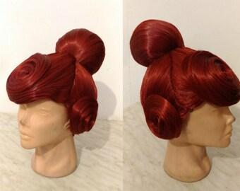 Wilma Flintstone (The Flintstones) wig cosplay