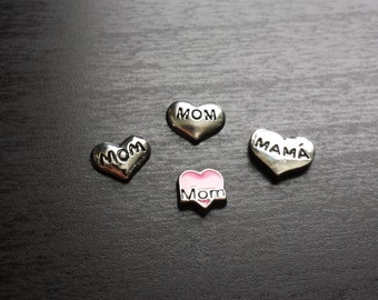 Mom Floating Charm for Floating Lockets-Mama-Gift Ideas