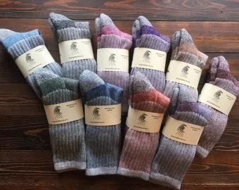 Alpaca Socks!