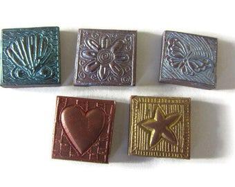 Mosaic Tiles, Polymer Mosaic Tiles, Heart Mosaic Tile, Star Mosaic Tile, Shell Mosaic Tile, Butterfly Mosaic Tile, Flower Mosaic Tile