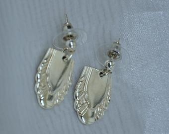 Vintage Spoon Earrings