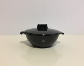 Vintage Melmac Sugar Bowl w/ Lid